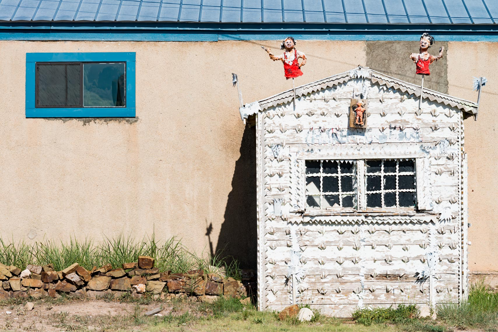 Punch and Judy |  Marathon, Texas