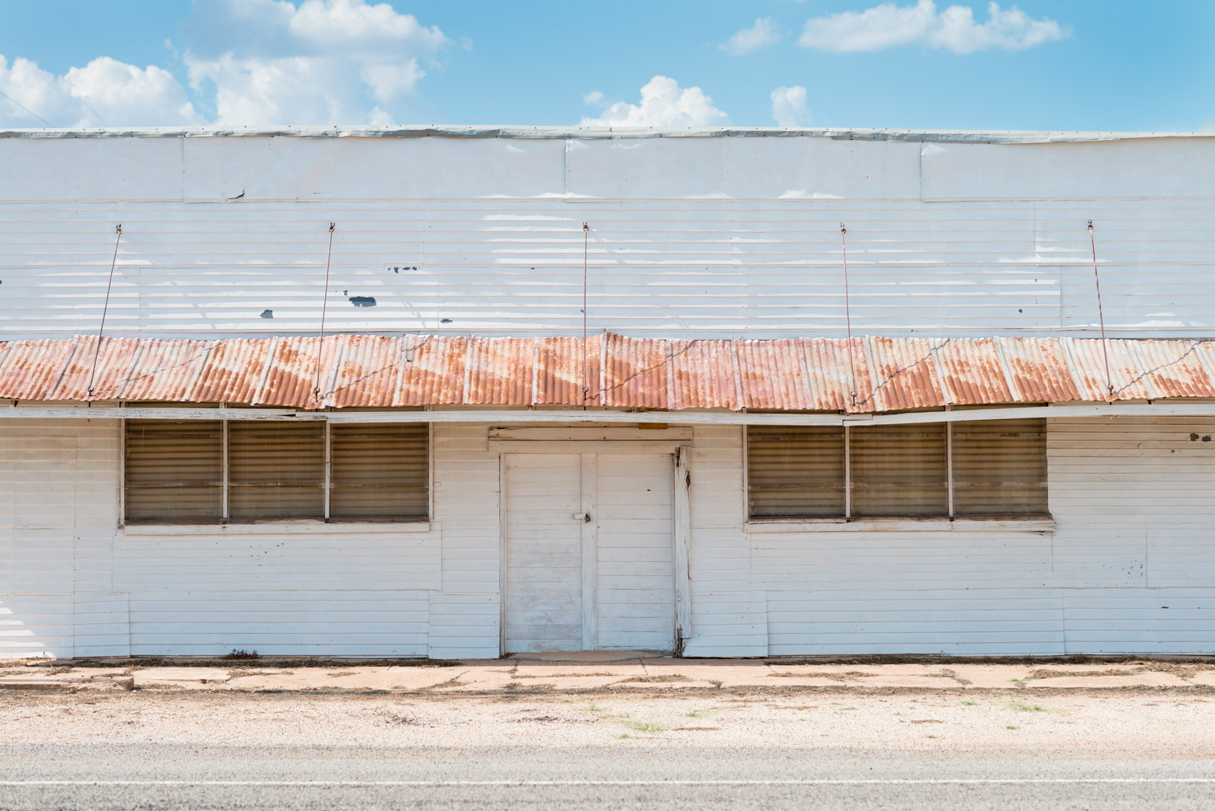 Vacant Building | Old Glory, TX