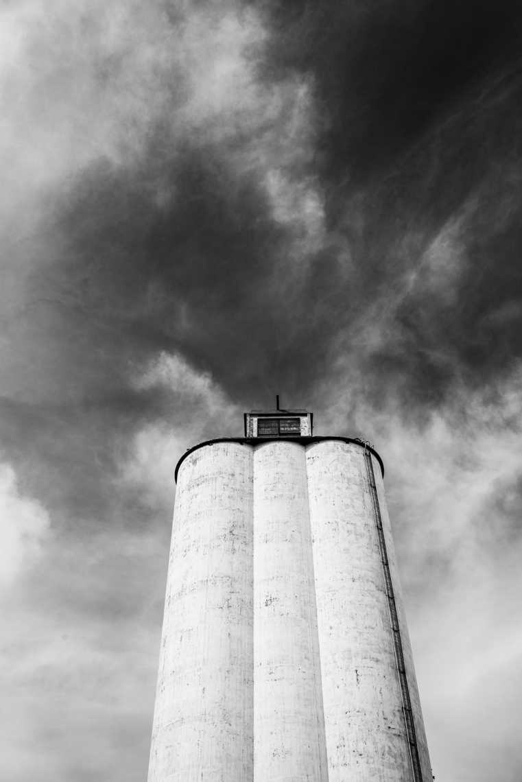 Silo In The Clouds