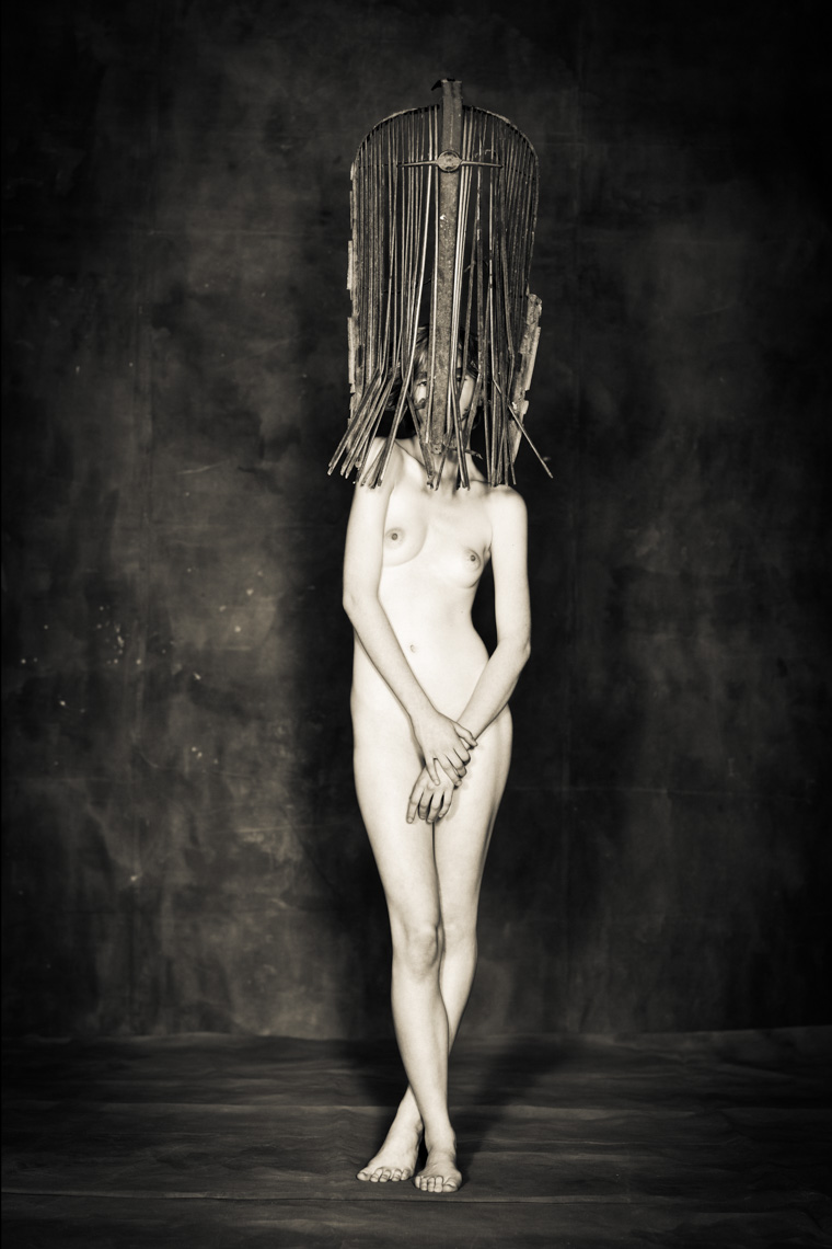 Thom Jackson Fine Art Photo_Nudes_Masks-2
