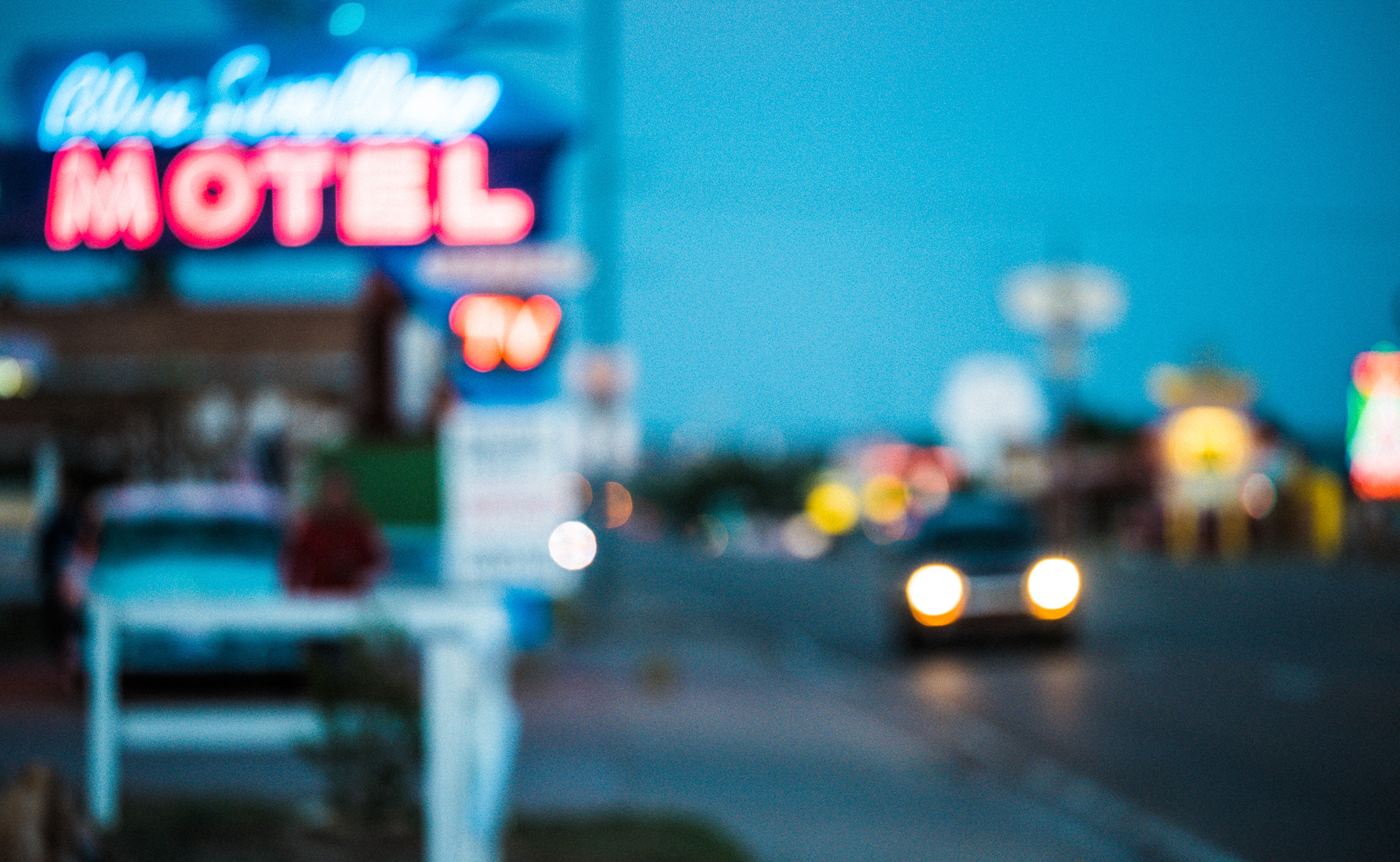 Tucumcari | Blue Swallow Motel